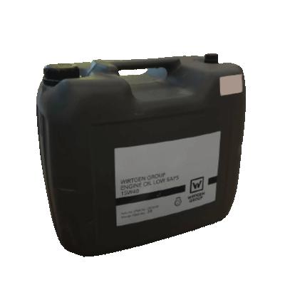 WIRTGEN engine oil low SAPS 15W40 20l 2573350