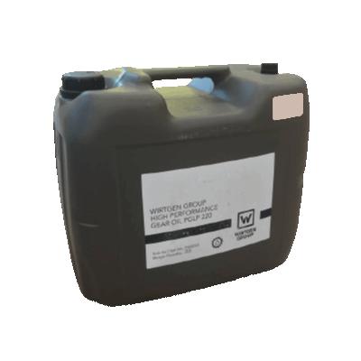 WIRTGEN high performance gear oil pglp 220 20l 2065033