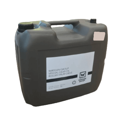WIRTGEN special gear oil roller drum drive 20l 2571294